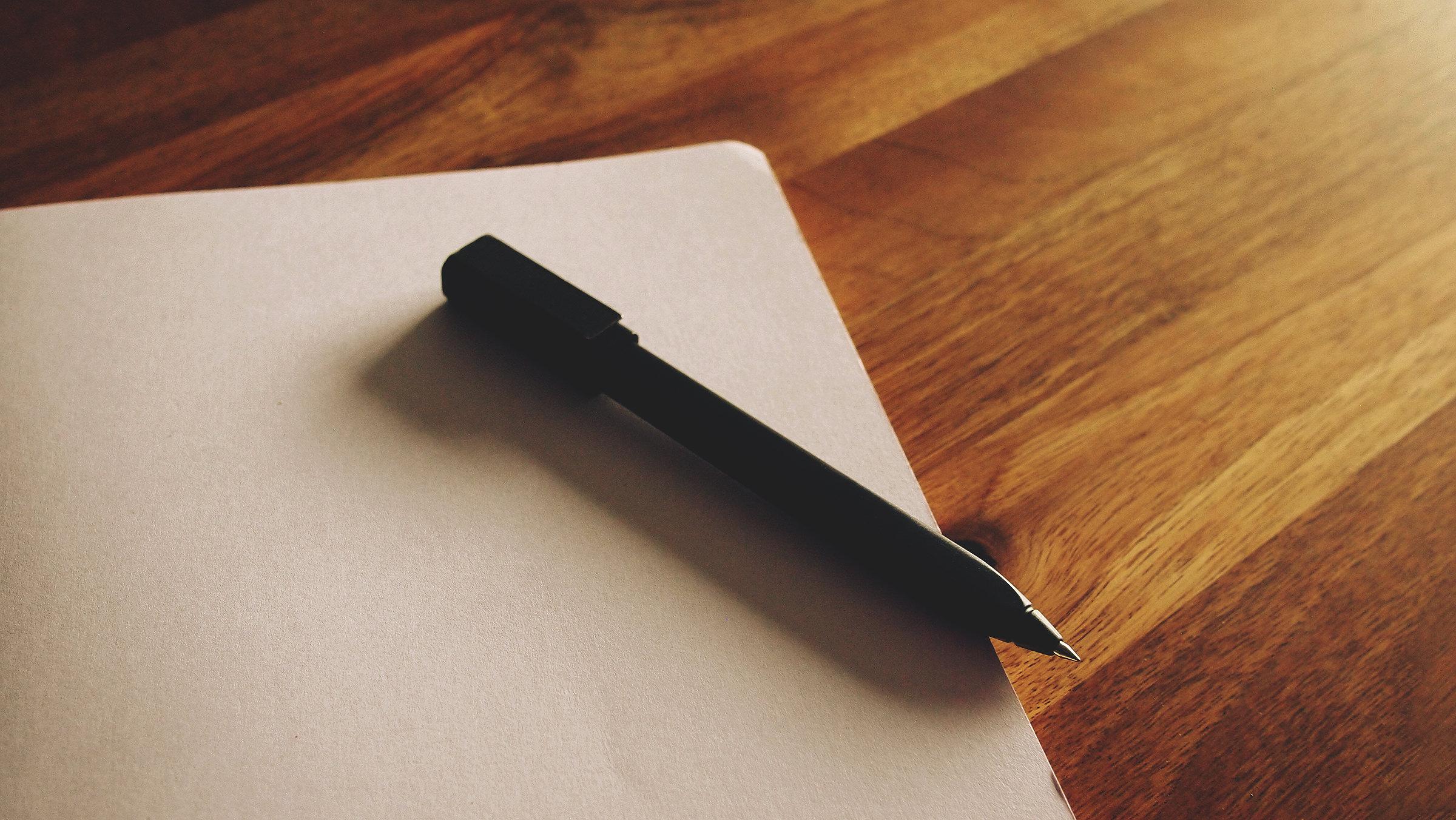 短所 書き方 と 長所