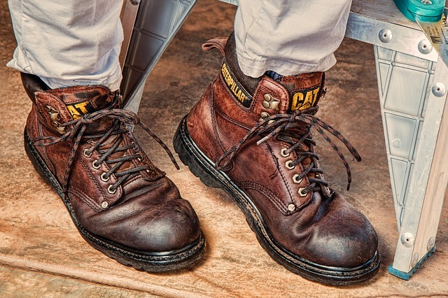 Work boots 889816 640