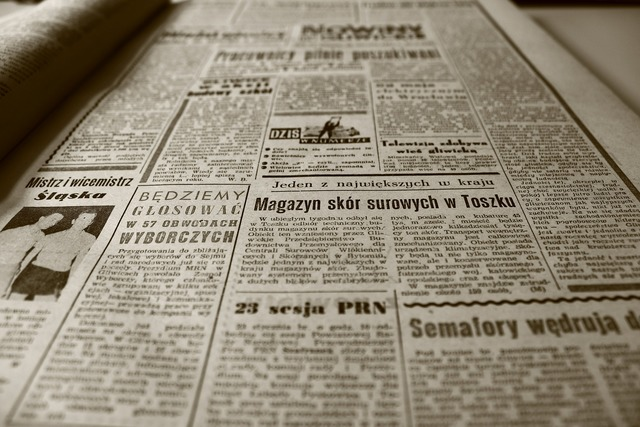 Old newspaper 350376 1920